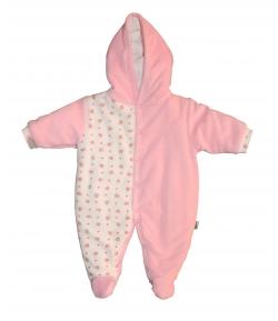 F.S.-Baby -Gyönyörű plüss rózsaszín levegőztető (50-es)