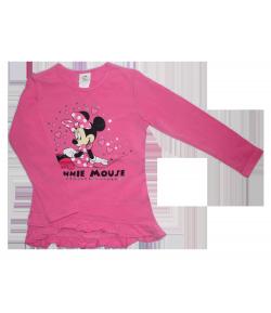 Disney Minnie hosszú ujjú póló 116-os méret