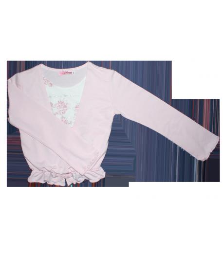 Lollipop Lányka hu póló 128-as