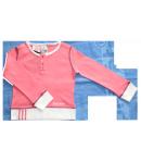 Adidas pamut hosszú ujjú póló 104-es