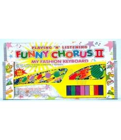 Funny Chorus II Billentyűzet - Piros