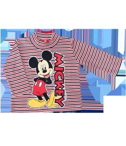 Disney Mickey bolyhos hosszú ujjú póló - Sztreccs