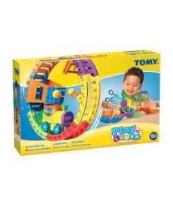 Tomy bébijáték - Play to learn 18m+