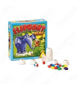 Piatnik Elefant Memo - memóriajáték