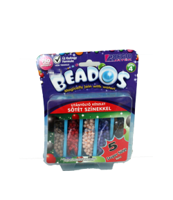 Beads utántöltő készlet sötét színekkel