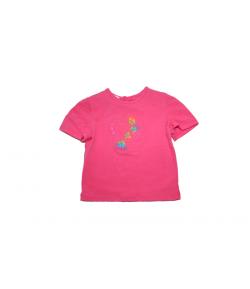 Rövid ujjú kislány póló 68-as