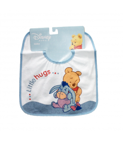 Disney baby előke Little hugs /micimackó fülest ölelő/ nagyobb méretű