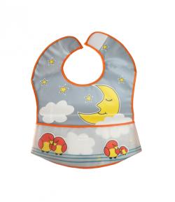 Canpol babies előke polyetilén tároló tasakkal