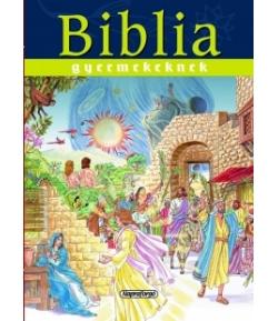 Biblia gyermekeknek-mesekönyv