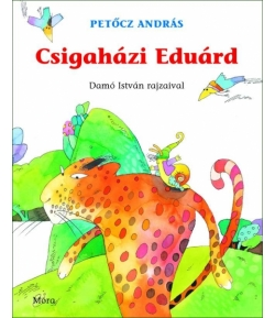 Csigaházi Eduárd-mesekönyv