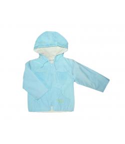 Halványkék kabát 24 hó