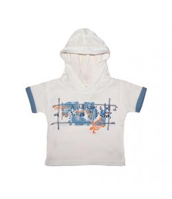 Mc-baby- Vékony pamut fiú póló