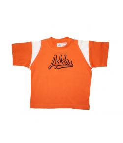 Adidas - Narancs színű fiú póló 98-as