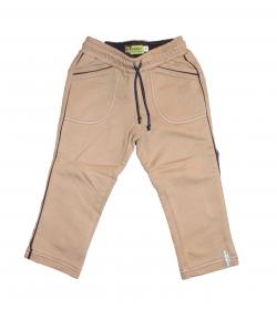 Mikka- Mogyoró színű szabadidő nadrág 86-os