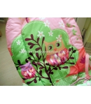 Free On Dolphin Cradling Bouncer /Pink/