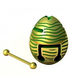 Smart Egg: Skull Okostojás 3D logikai játék
