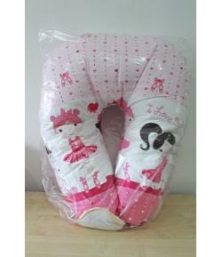 Baby Dream Kényeztetőpárna - Rózsaszín