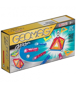 Geomag Glitter Panels 22 darabos készlet