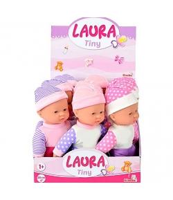 Tiny Laura baba 1 db lila