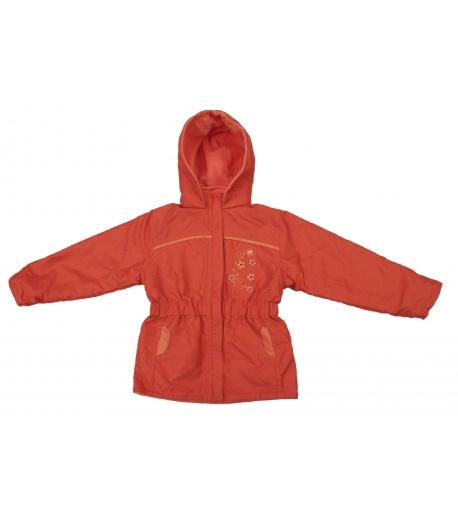 Király G.-lány rózsaszín átmeneti kabát 110-es méret