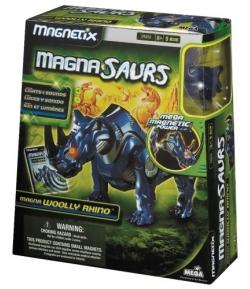 Magnetix Magnasaurs - Rhino mágneses építő