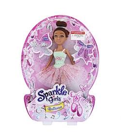 Sparkle Girlz - Ballerina baba