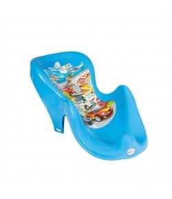 Philippo Cars babatartó - kék
