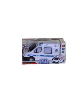 Elemmel működő mentőautó