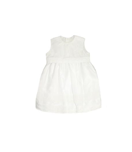 f8f6d6ba44 Fehér selyem keresztelőruha 80-as