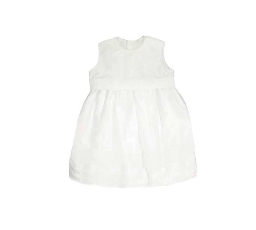 c0b25fc522 Fehér selyem keresztelőruha 80-as