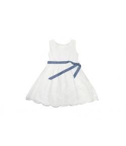 Hófehér batiszt ruha 98-as