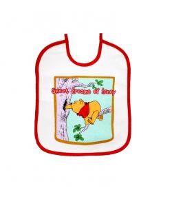 Disney baby előke -micimackó piros