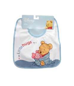Disney baby előke Little hugs /micimackó malackával takarózva/ nagyobb méretű