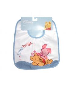 Disney baby előke Little hugs /micimackó malackával pihen/ nagyobb méretű