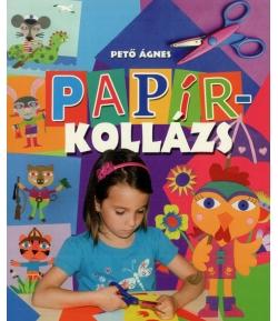 Papír-Kollázs -mesekönyv