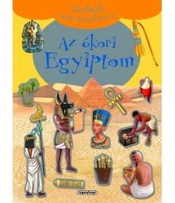 Az ókori Egyiptom-Térbeli matricásfüzet