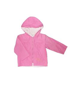 Rózsaszín széldzseki 18 hó