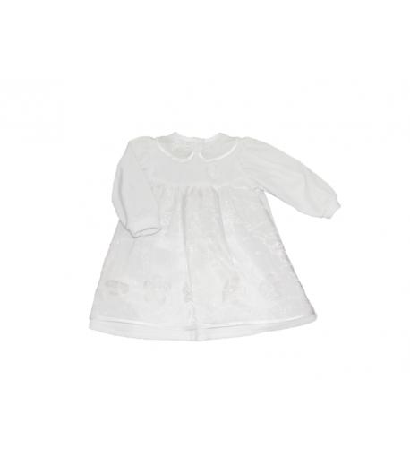 2a2999043f Trimex- Alkalmi keresztelő ruha