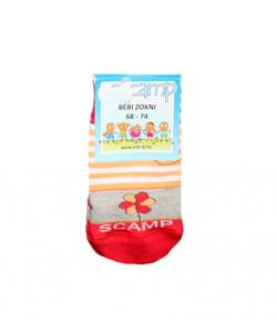Scamp lány zokni 68-74