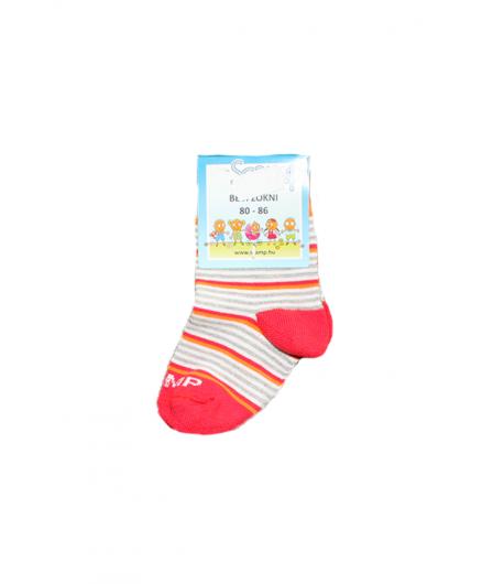 Scamp lány zokni 80-86-os