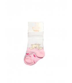 Teddy - fiú bébi térd zokni 56-62-es