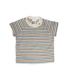 Ring- pamut kisfiú póló