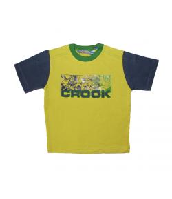 Mc-baby -Banán zöld színű fiú póló 2 év