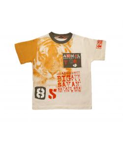 Mc baby- Nyers színű póló 3 éves