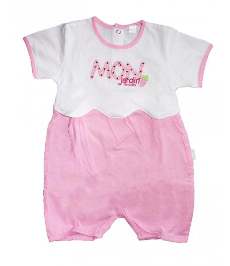 Bambibel- Egyrészes kislány napozó 18 hónapos