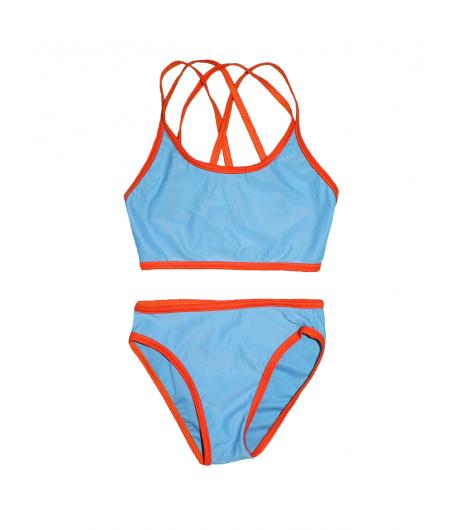 JAM-x- Kislány kétrészes bikini 134-140-es