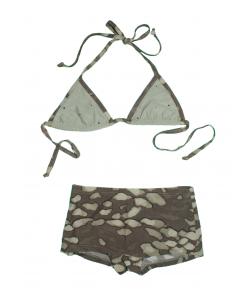 La Bocca- Rövidnadrágos kislány bikini 122-128