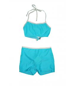 Xara- Rövidnadrágos kislány bikini 122-128-as