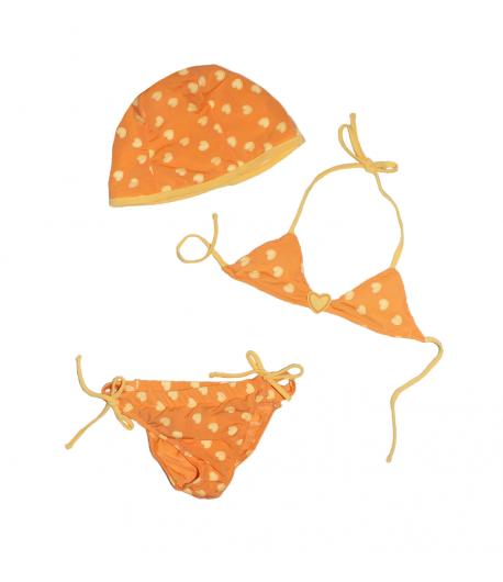 Yatsi- Úszósapkás, kétrészes bikini szett