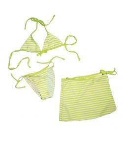 Mc baby- Lapszoknyás bikini szett